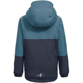 VAUDE Escape Padded Jacket Kids blue grey